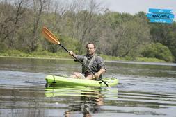 Sun Dolphin Destin 10.4 Sit-On Recreational Kayak, Paddle In