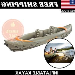 Sevylor Tahiti 3-Person Fishing Kayak