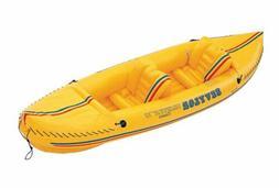Sevylor Tahiti K79 Inflatable Kayak With Paddle 1-KK79PM-MAT