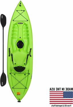 Lifetime Tahoma 100 Sit-On-Top Kayak  Top Quality Paddle kee