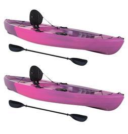 Lifetime Tamarack 100 Sit-On-Top Kayak - 2PACK  s