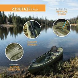 Lifetime Tamarack Angler 100 Fishing Kayak , 90818 Time to R