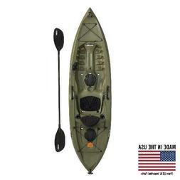 Tamarack Angler 100 Fishing Kayak With Paddle Outdoor Advent