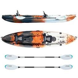 Driftsun Teton 120 Hard Shell Recreational Kayak – Tandem
