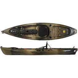 Ocean Kayak Tetra 10 Angler - Brown Camo
