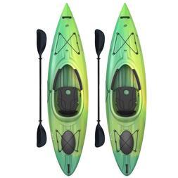 Emotion Tide 10' Sit-In Kayak - 1 or 2 Pack