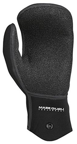 NRS Toaster Mitts-Black-L