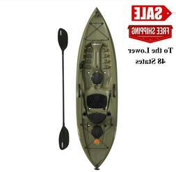 Top selling Navy 10 ft Fishing Kayak ,  45 days max Delivery