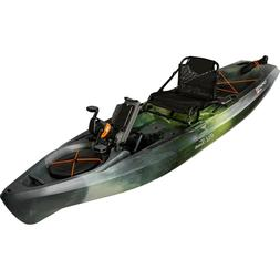 2019-OLD TOWN TOPWATER 120 PDL PEDAL DRIVE ANGLER KAYAK W/ F