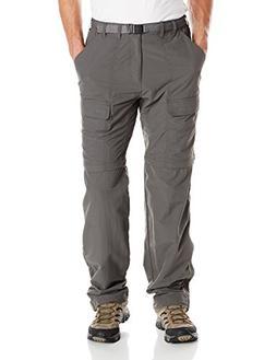 White Sierra Men's Trail Convertible Pant , Sage, Small