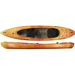 Old Town Twin Heron Tandem Kayak, Sunrise, 13 Feet 6 Inches