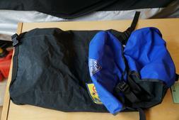 Two Large Water Proof Gear Bag Canoe, Kayak, Rafting Equipme