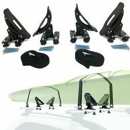 Universal Saddles Kayak Rack Rooftop Carrier Surf Ski Roof M