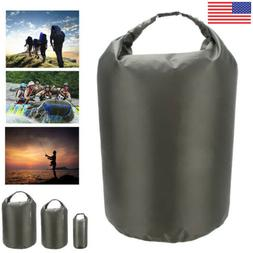 US  Waterproof Dry Bag Sack Pouch Boating Kayaking Camping R