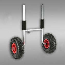 USA Kayak Canoe Boat Carrier Dolly Trailer Tote Trolley Tran