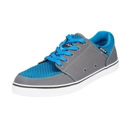 NRS Vibe Water Shoe - Men's Grey / Blue 10.5