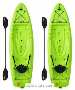 Lifetime Volt 8.5' Sit on Top Kayak, 2-pack C