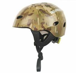 water sports helmet abs boating kayak roller