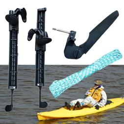 Watercraft Canoe Kayak Boat Rudder Foot Control Direction Wi