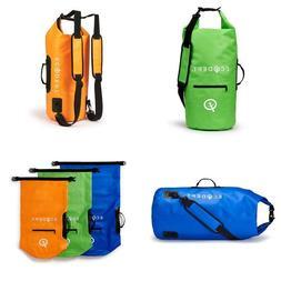 Waterproof Dry Bag Backpack Keeps Gear Dry Outdoors Essentia