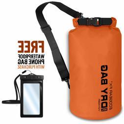 Waterproof Dry Bag Gear Bag for Kayaking, Rafting & Boating
