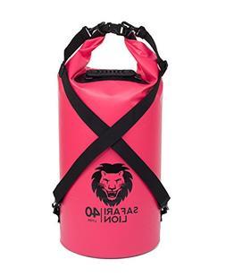 Adventure Lion Premium Waterproof Dry Bag with Twin Shoulder