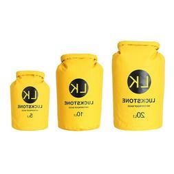 Waterproof Dry Bag Outdoor Backpack Kayak Pack Sack Multi Co