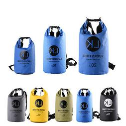 Waterproof Dry Bag Outdoor Kayak Ocean Pack Sack Multi Color