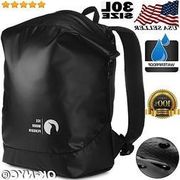 Waterproof Dry Bag Sack Backpack for Hiking Rafting Boating