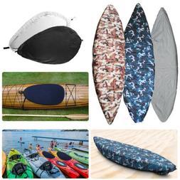 Waterproof Kayak Canoe Cover Storage Boat Cockpit Cover UV B
