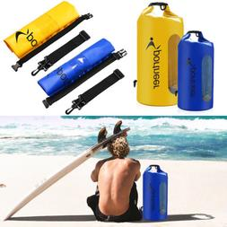 Waterproof Roll Dry Gear Bag 10L/20L for Floating Boating Ka