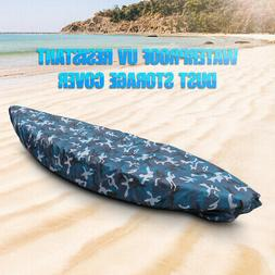 Waterproof UV Sun Protection Kayak Canoe Storage Cover Shiel