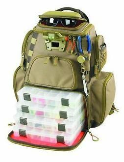 Wild River by CLC WT3604 Tackle Tek Nomad Lighted Backpack w