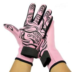 Winter Swiming Diving Surfing Snorkeling Kayaking Gloves 2MM