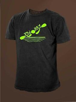 Yak Life Kayak Paddling T-shirt.