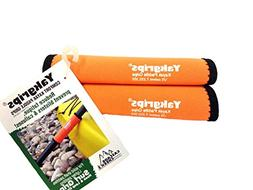 Yakgrips® Comfort Neoprene Kayak Paddle Grips Orange