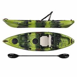 Vibe Kayaks Yellowfin 100 | 10 Foot | Angler Recreational Si