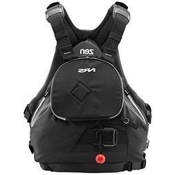 NRS Zen Lifejacket -Black-S/M