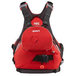 NRS Zen Lifejacket -Red-L/XL
